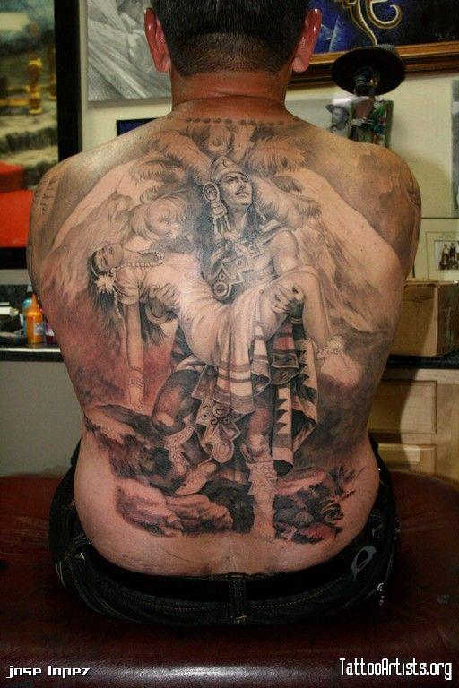 jose lopez tattoos | jose lopez - Tattoo Artists.org