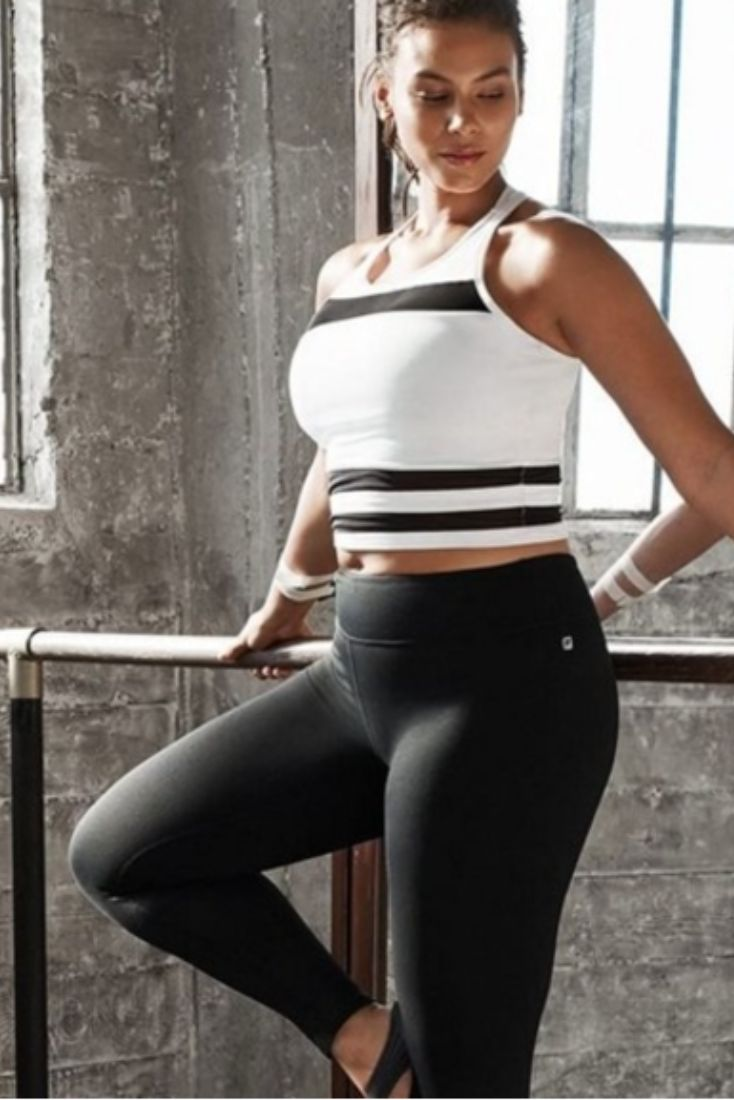 11 best plus-size activewear brands to shop now