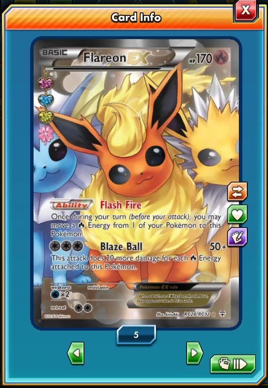 FA Flareon-EX RC28/RC32 - Pokemon Trading Card Game PTCGO Digital card online | eBay #ptcgo #pokémon #pokémontcgonline #shop #ptcgonline #pokémontcgo #trading #card #cards #game #online #pokémontcg