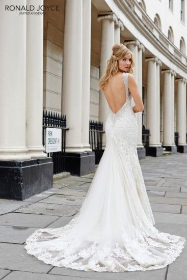 The glamorous 2015 wedding dress collection by Ronald Joyce   Wedding Dresses   Plan Your Perfect Wedding