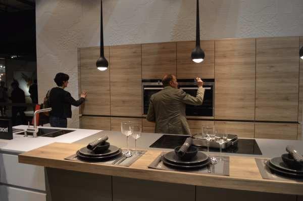 Top kitchen trends from Eurocucina Milan 2014