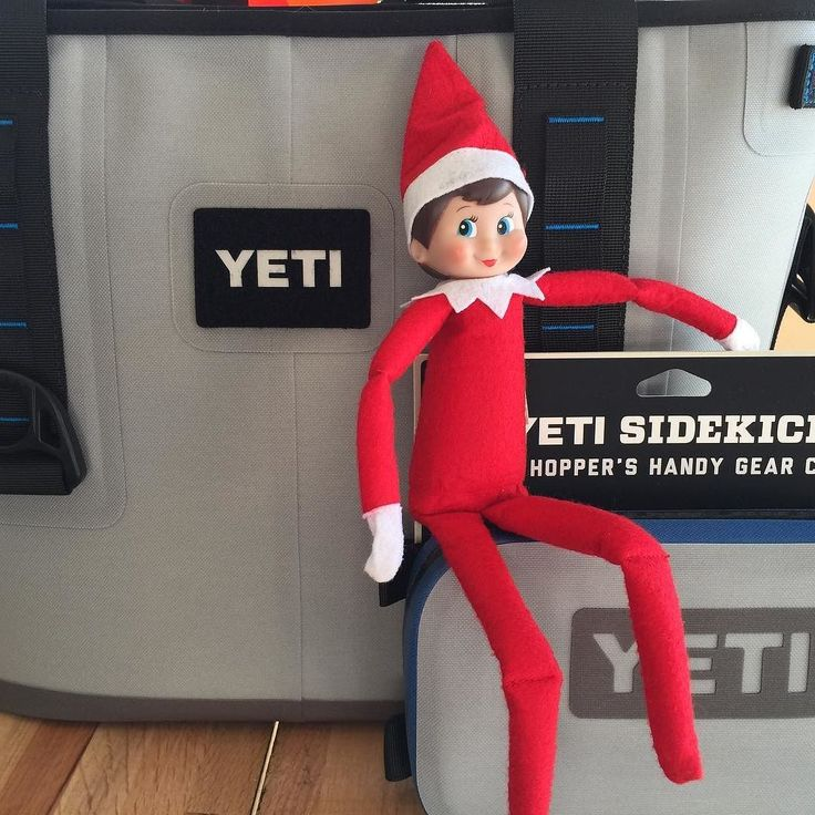 It's the season of giving and there's nothing cooler than a #Yeti to give the special person in your life! #SecondElm is the Premier Yeti Dealer in #NWA so if you want to know where #Santa and the #elfontheshelf get their #Yeti come and see us at our store at 121 S 2nd Street in #DowntownRogers