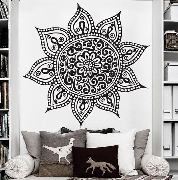 Hey, I found this really awesome Etsy listing at https://www.etsy.com/listing/203586913/yoga-flower-mehndi-indian-mandala-om