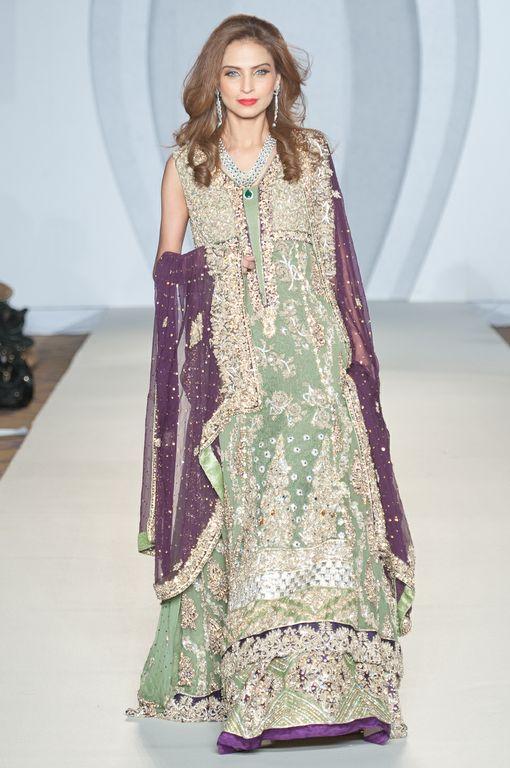 Rani Eman - love this color combo