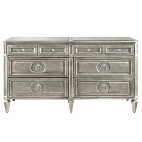 Best 1 599 00Empire 6 Drawer Low Dresser From Z Gallerie Low 400 x 300