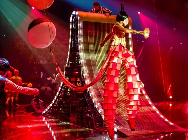 cirque du soleil essay The cirque du soleil show, love, revolves around the beatles and their timeless music the performances are based around popular beatles songs and performed by telling a story in a way the performance is held in las vegas, nevada at the mirage hotel and casino.