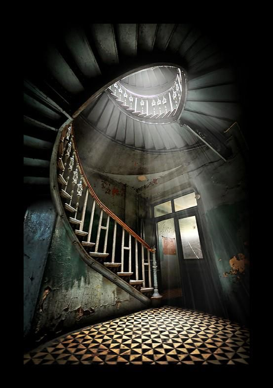 Lighting Basement Washroom Stairs: 26 Best The Creepy Outdoors Images On Pinterest