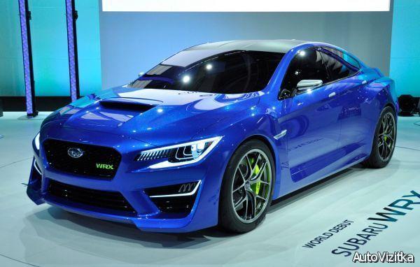 2016 Subaru WRX Limited Design Review