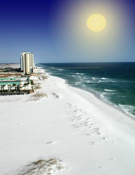 Navarre Beach, Florida - probably the most beautiful beach I've ever visited!