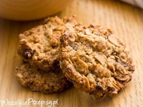 Ciasteczka owsiane dla cukrzyków