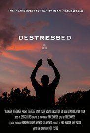 Destressed Poster