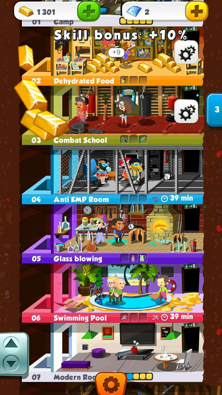 Top Five Games like Fallout Shelter  #falloutshelter http://gazettereview.com/2016/03/top-five-games-like-fallout-shelter/