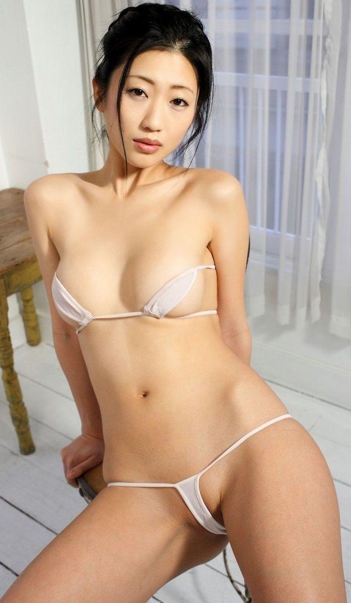 Pity, that asian in mini bikini necessary