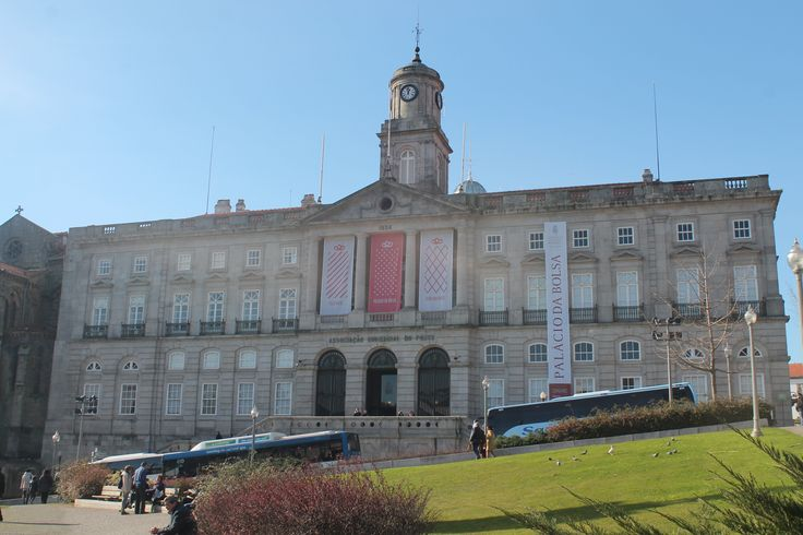 Palácio da Bolsa Photo By Anna Coimbra #21MarketingElements