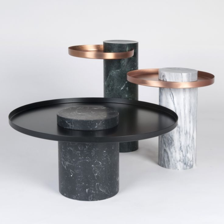 Salute Side Table - Low - ALL - TABLES