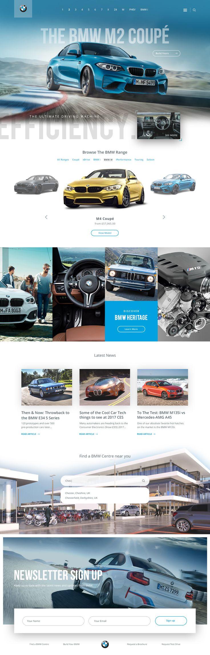 634 best Web design images on Pinterest   Web layout, Website ...