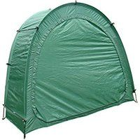 Today's Deals Generic Windproof Hiking 2 Person Tent Green sale