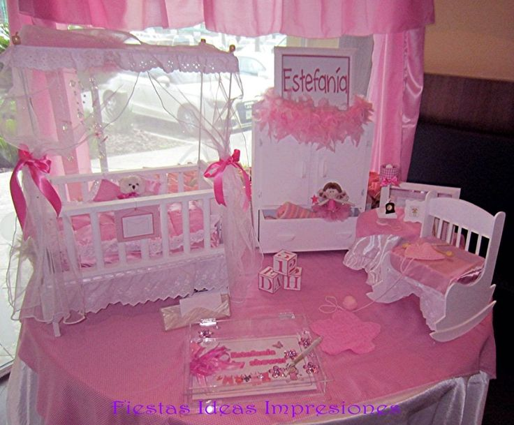dulces para baby shower mesa de botana mesa de dulces baby shower