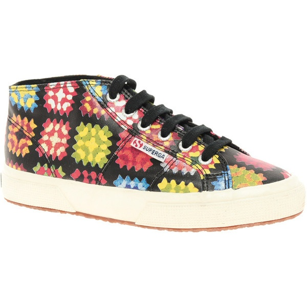 Awesome crochet-print shoes from Superga (order through ASOS)!