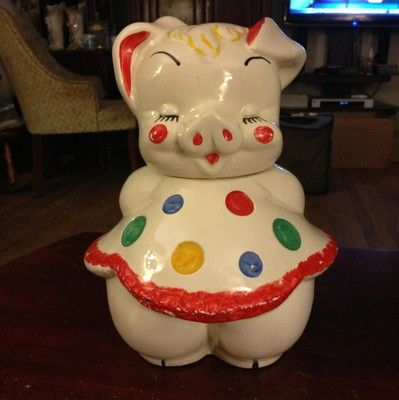 226 Best Piggy Cookie Jar Images On Pinterest Pig Stuff