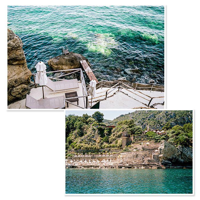 10 hotels pour une lune de miel en Italie II Pellicano, à Porto Ercole