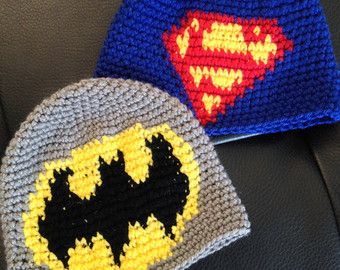 kids superhero hat – Etsy
