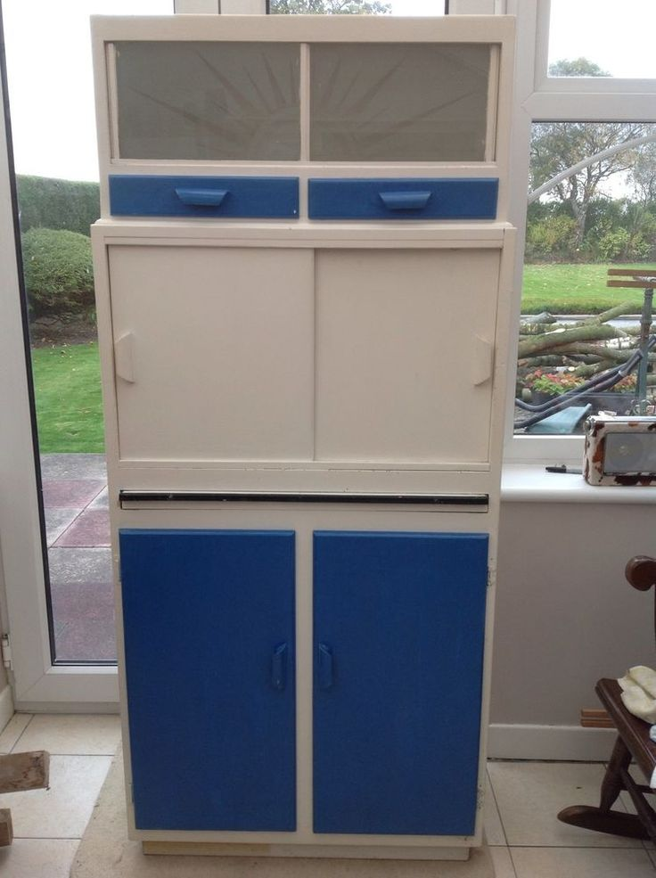 how to work with retro cupboards