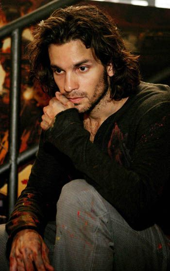 Santiago Cabrera.....as Father Vega in For Greater Glory opening June 1.