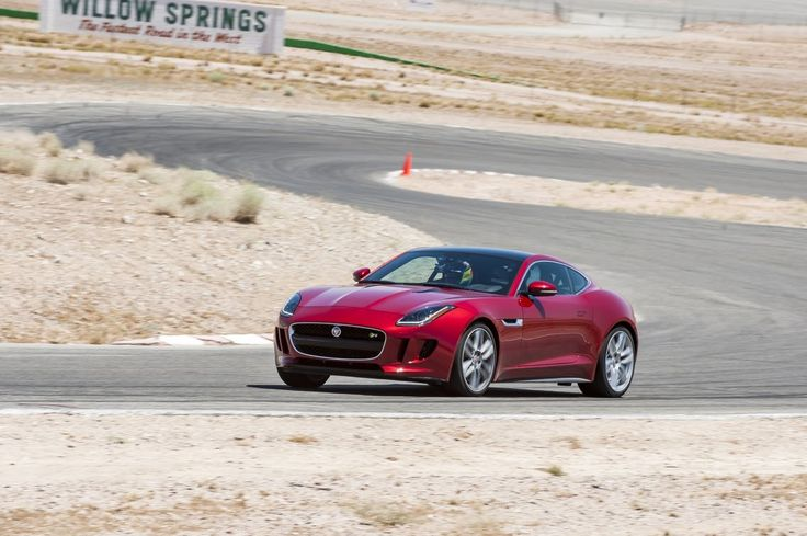 2015 Jaguar F Type Luxury Sport Cars Acceleation Driving First Test