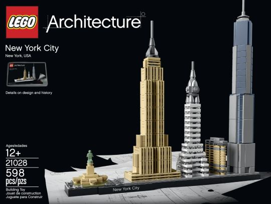 Today Deals 25% OFF LEGO Architecture New York City 21028 | Amazon:   Today Deals 25% OFF LEGO Architecture New York City 21028 | Amazon #TodayDeals #DailyDeals #DealoftheDay - Features the Flatiron Building Chrysler Building Empire State Building One World Trade Center and the Statue of Liberty. Includes a 4x32 tiled base with decorative New York City nameplate. Read customer reviews and find great LEGO deals on Amazon today!http://bit.ly/2gDypWi  http://todayrealdeals.com/post/153595938664