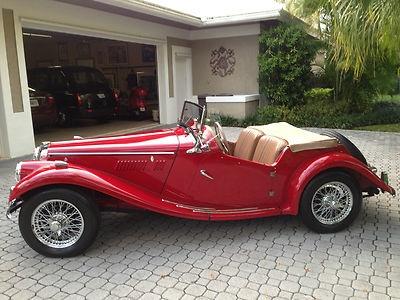 MG : T-Series 1954 MG-TF 1954 MG-TF 1250