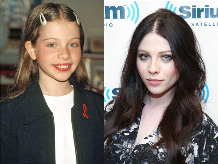 Child Celebs Who Grew Up and Turned Out to Be Good Looking.. Georgina Sparks on Gossip Girl