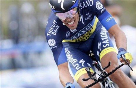 TVE emitirá La Vuelta hasta el 2016