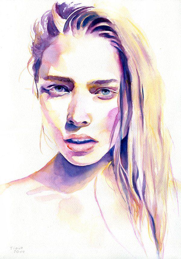 #watercolor #paintings