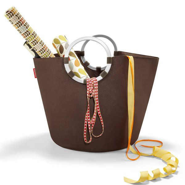 Kosz domowy loophome sand - DECO Salon #reisenthel #basket #shoping #giftidea  #bag #homeaccessories