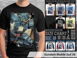 Kaos Gundam Yoshiyuki Tomino
