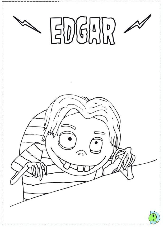 Frankenweenie Coloringpage 18 Jpg 691 960 Coloring Pages For Kids Online Coloring Pages Coloring Pages