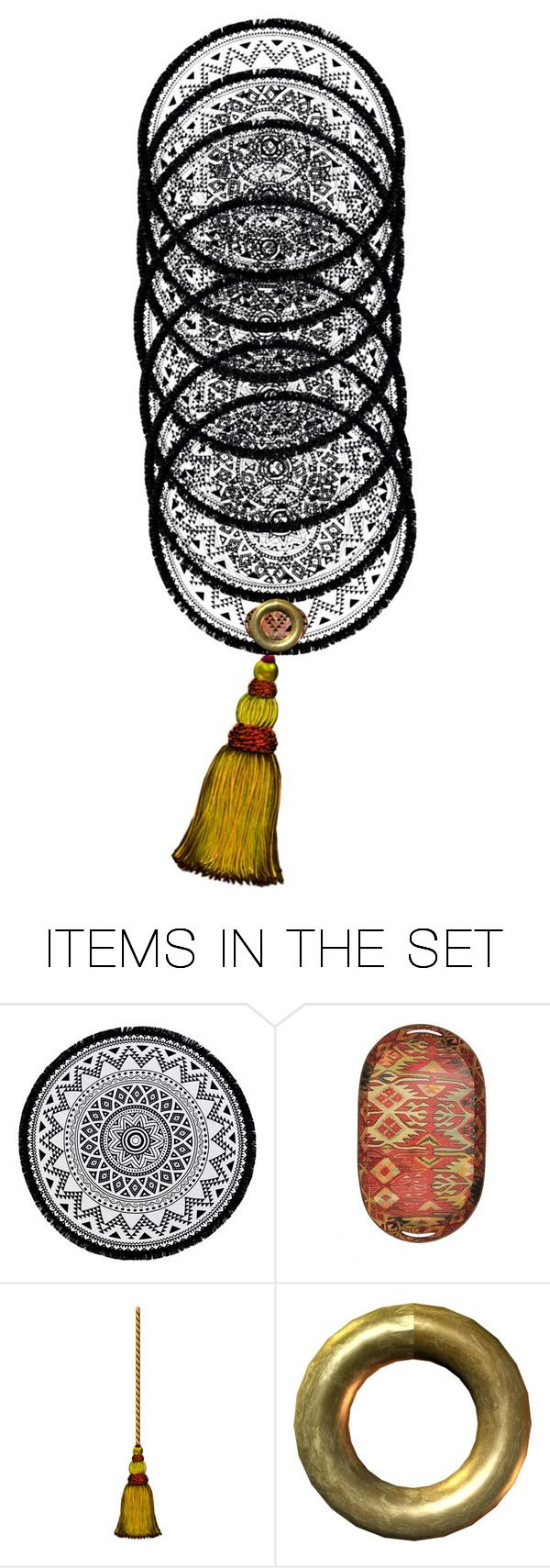 """Lace bookmark"" by pdiberna ❤ liked on Polyvore featuring art"