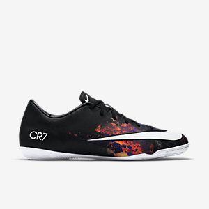 Calzado de fútbol para hombre Nike Mercurial Victory V CR7 para competencias  en pistas cubiertas.