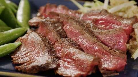 Teriyaki Flank Steak Video