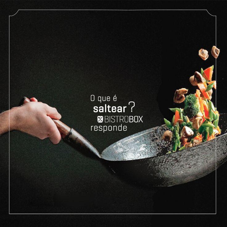 SALTEAR   BistroBox - Descubra novos sabores