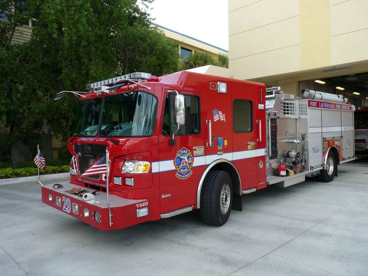 Fire department bild fort lauderdale rescue for Motor and vehicles fl