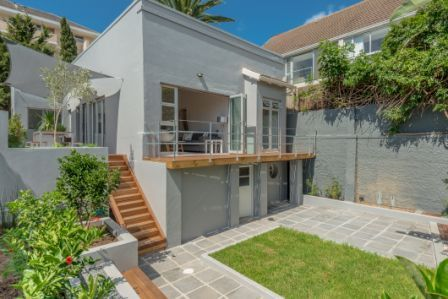 Outdoor Area - Instow Cottage, Dorchester, 271 High Level Road, Sea Point, Cape Town, 8005, 2014