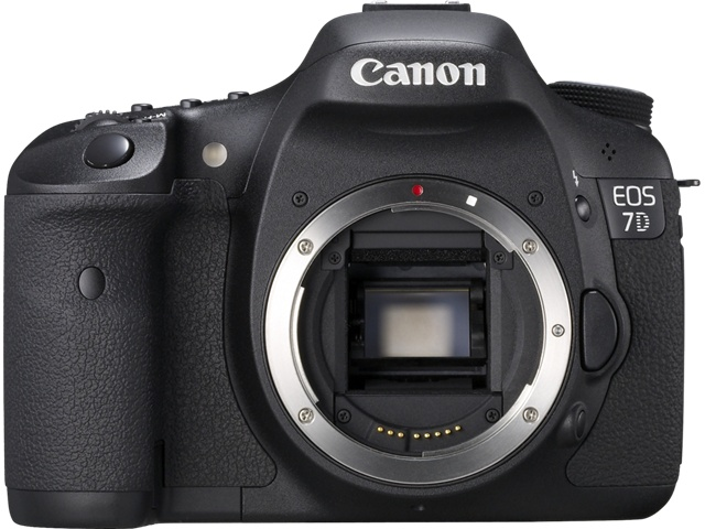 Canon 7D. I have never regretted this buy!