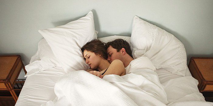 Scientists find people who are paid more attention by their partners are more likely to have deep 'restorative' sleep