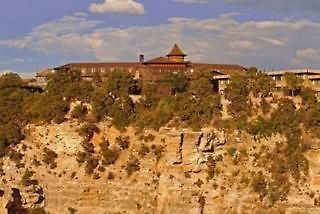 El Tovar Hotel - Grand Canyon National Park (near the South Rim)