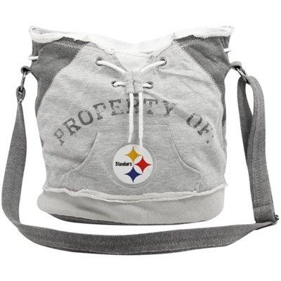 Steelers Hoodie Duffle Bag