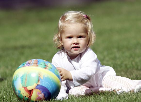 Princess Amalia: The little girl who will become heir to the Dutch throne - Picture 6