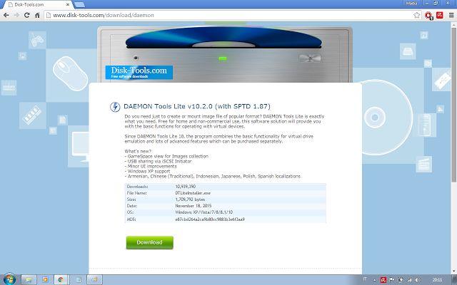 ClickFacile.net - Piccole Soluzioni per PC e Smartphone: Daemon Tool Lite – Masterizzatore e lettore DVD vi...