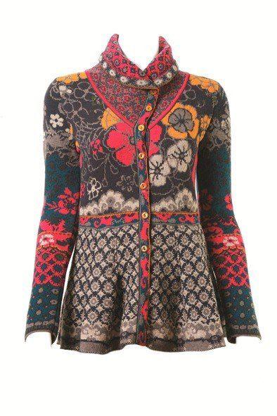 Ivko jacket from Katrin Leblond